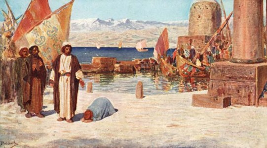 The-healing-of-the-daughter-of-a-Canaanite-woman